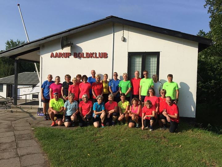 Aarupløbeklub 2015